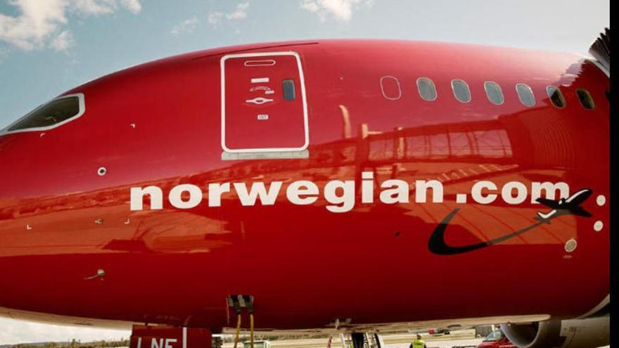 Canarias mediará en el conflicto laboral con Norwegian