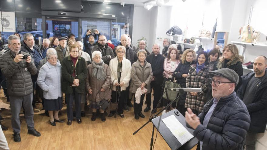 Manresa estrena la nova botiga de Càritas de roba reciclada