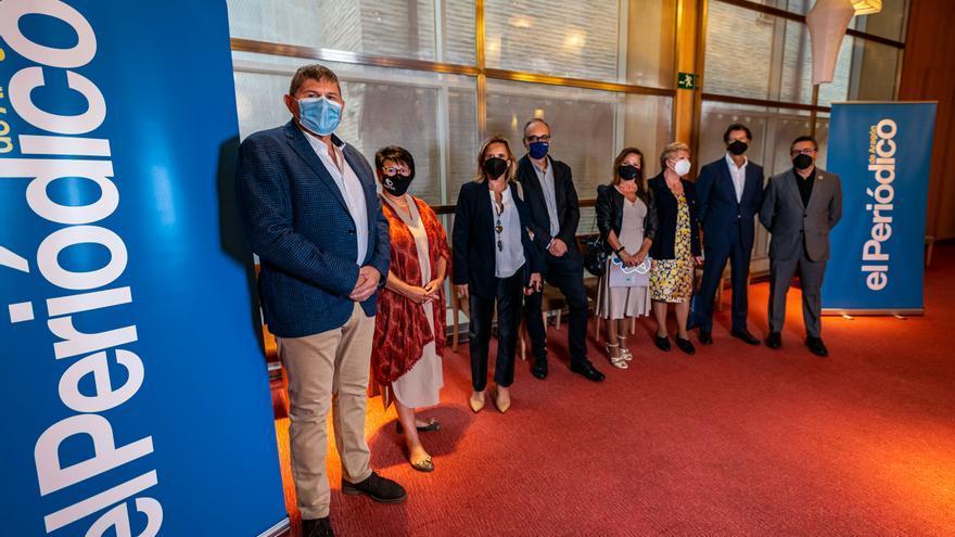 Desayuno sobre humanización de la sanidad patrocinado por Janssen