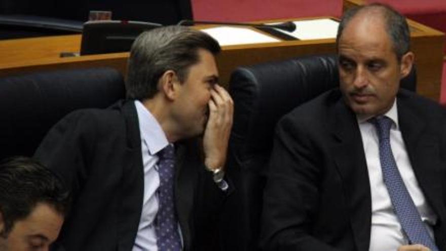 Nou empresaris admeten haver finançat de manera irregular el PP valencià