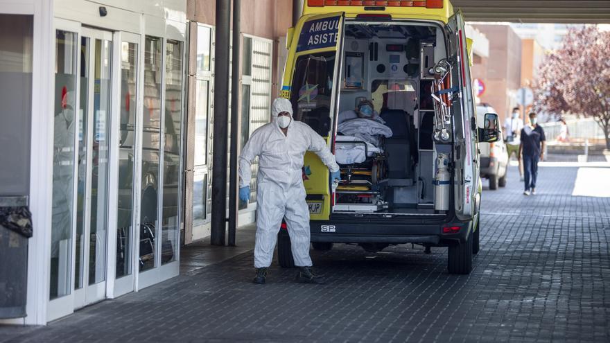 Una Nochebuena de luto en Zamora por el coronavirus: una vida menos