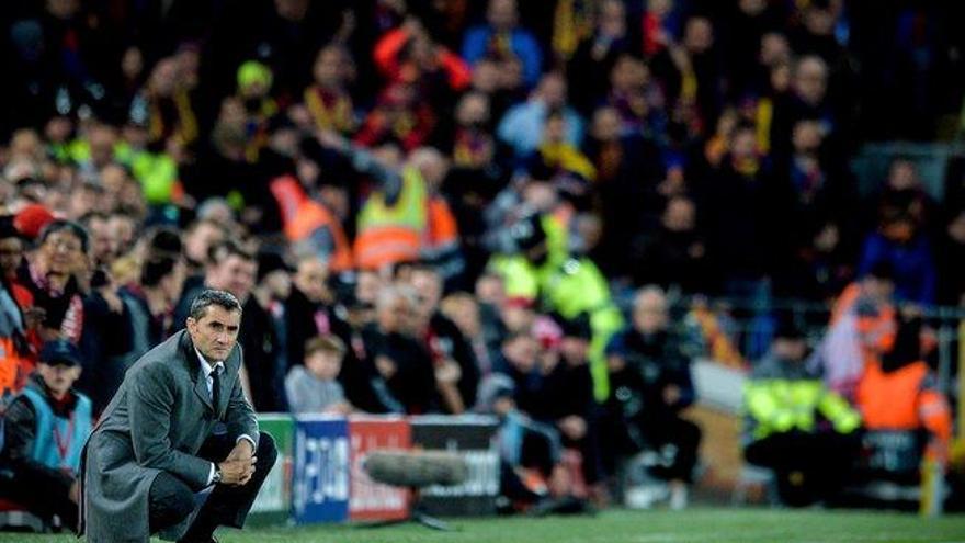 Valverde, bajo sospecha