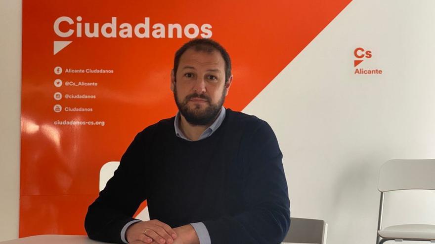 Ciudadanos anuncia una reestructuración de su junta directiva en Alicante con el objetivo de duplicar el número de afiliados