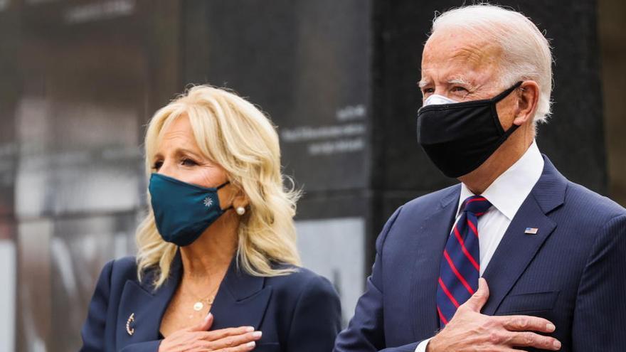 Biden y la covid-19 sacan a Trump de la Casa Blanca
