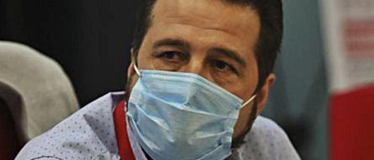 José Manuel Rodríguez Baltar.   Ricardo Solís