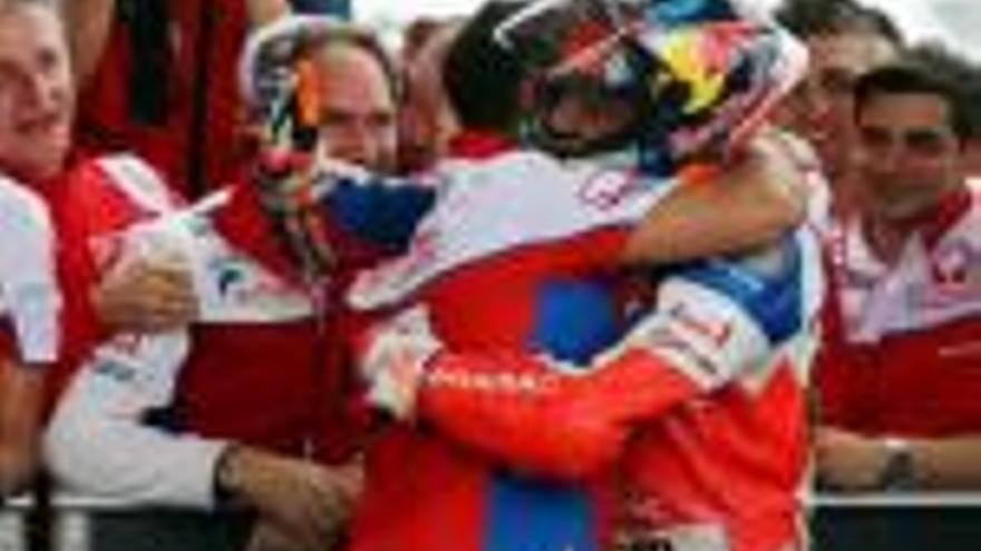 Jack Miller obté una inesperada «pole» en el Gran Premi d'Argentina