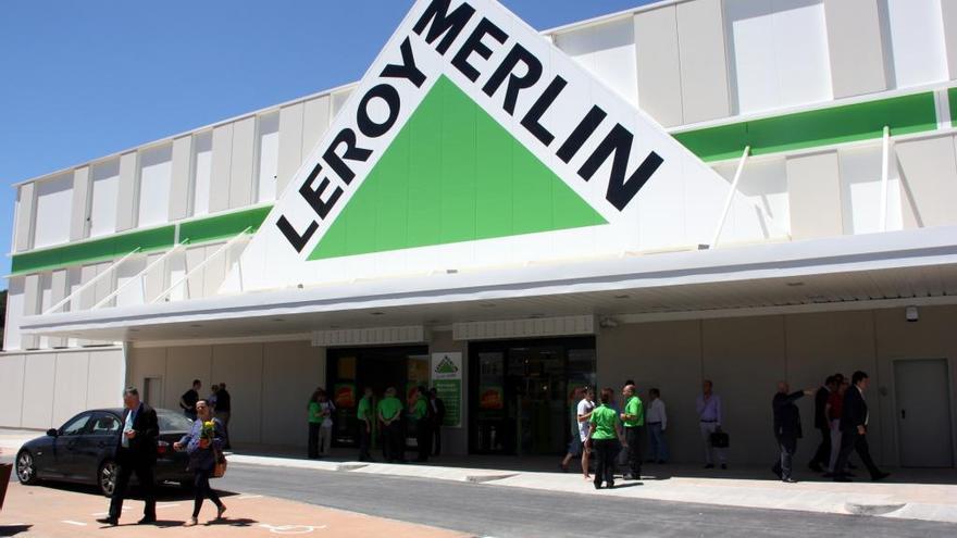 Leroy Merlin inverteix més d'un milió d'euros a Platja d'Aro