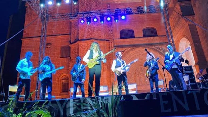 Sinfonity abre el programa del Festival de Guitarra Ciudad de Coria