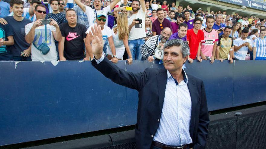 Juande Ramos gusta a la UD