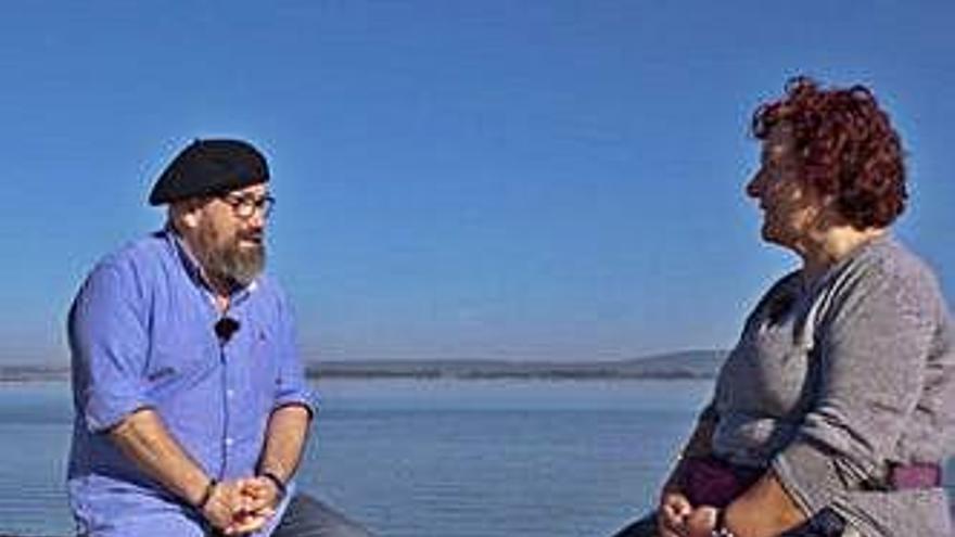 'Ribeiras de Salitre' visita Cambados, cuya cofradía es la más antigua del país
