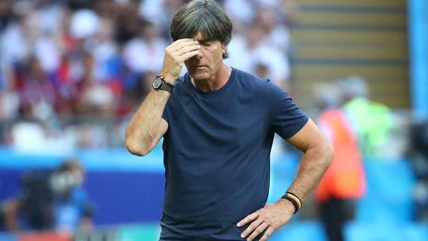 Löw: «Estoy en shock, ha sido decepcionante»