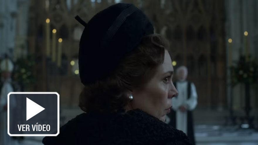 'The Crown': Buckingham, al borde del colapso en el tráiler de la 3ª temporada