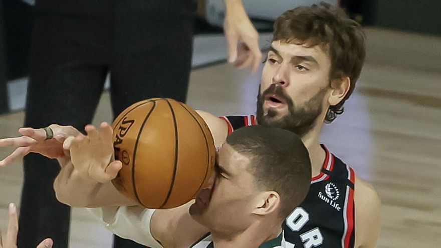 Los Suns no tiran la toalla y los Raptors ganan pese al día aciago de Marc Gasol