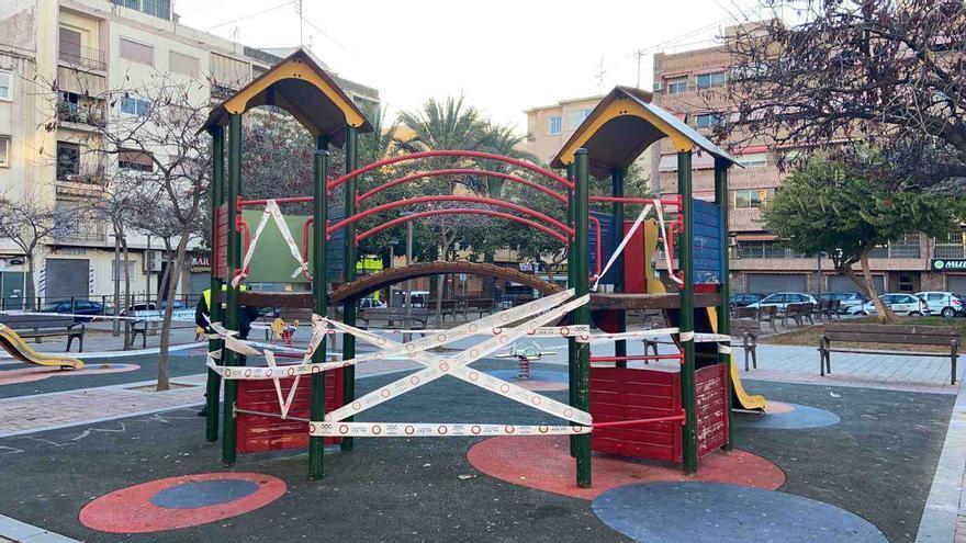 Colmenar cierra los parques infantiles y el polideportivo por el aumento de la incidencia