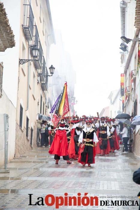 Desfile día 3: Llegada al Templete del Bando Moro
