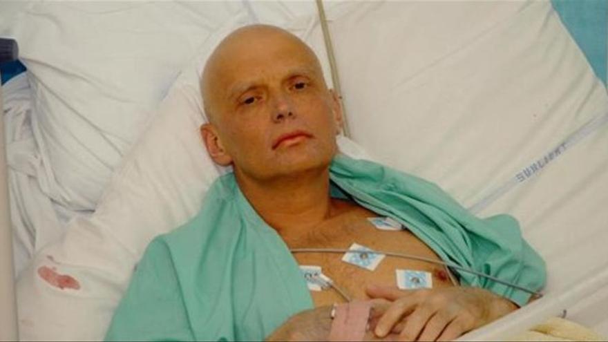 """El TEDH declara Rússia """"responsable"""" de l'assassinat del dissident Alexander Litvinenko al Regne Unit"""