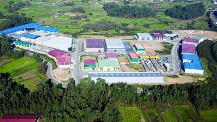 Adjudican por 17 millones el enlace de la A-55 con el polígono de Areas en la futura autovía Tui-A Guarda