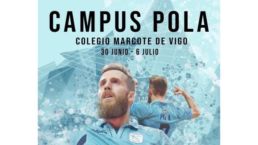 'Pola' pone en marcha la tercera edición de su campus de verano