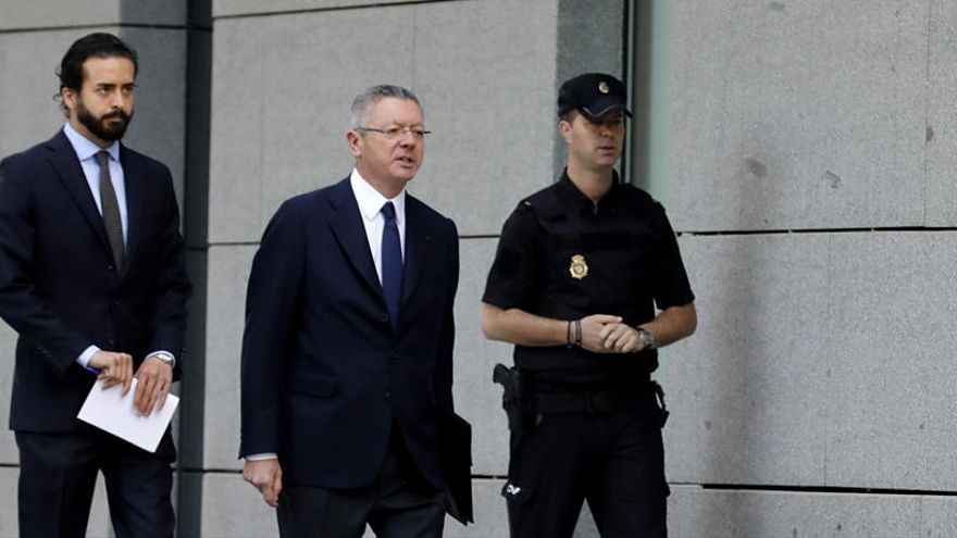 Piden siete años de cárcel para dos exconsejeros de Gallardón por el caso Lezo