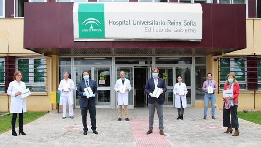 Coronavirus en Córdoba: La Junta distribuye 20 tablets entre los hospitales para pacientes ingresados