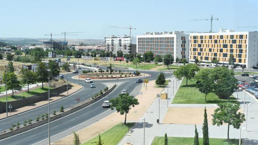 Turruñuelos exige un paso elevado para cruzar al Parque Figueroa