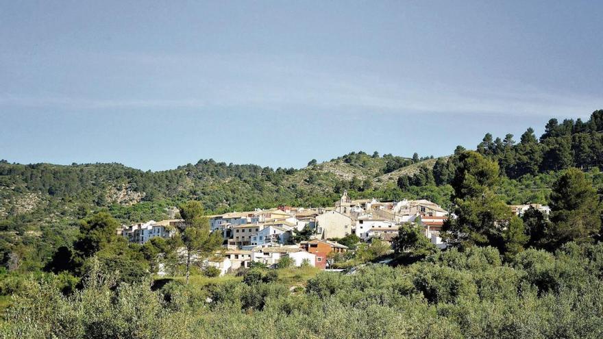 Benimassot, el balcón de la Serrella