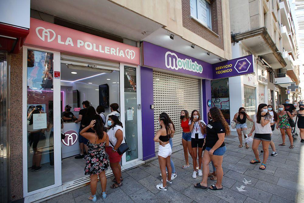 Abre la Pollería en Córdoba