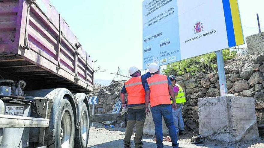 Canarias solo tiene siete ingenieros  para un plan de obras de 225,3 millones