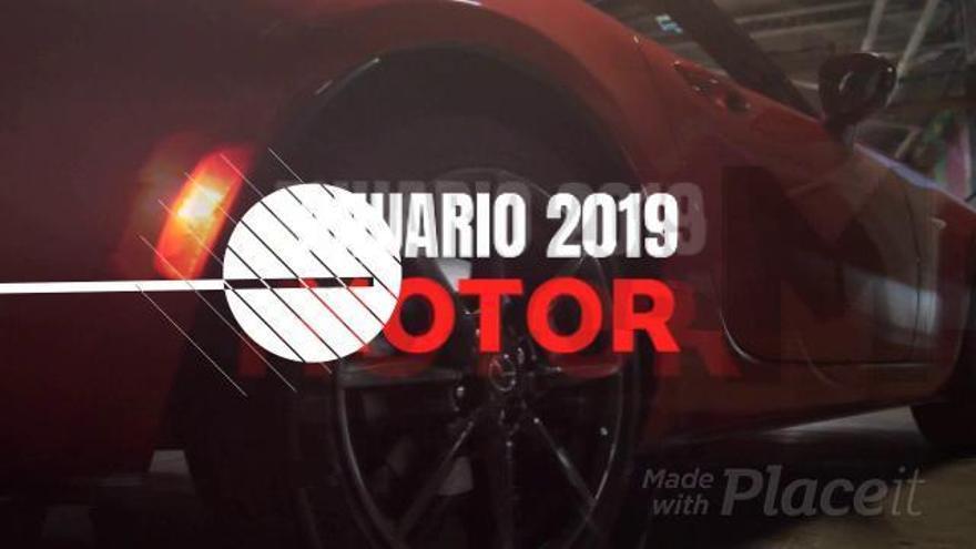 Llega el Anuario 2019 NEOMotor