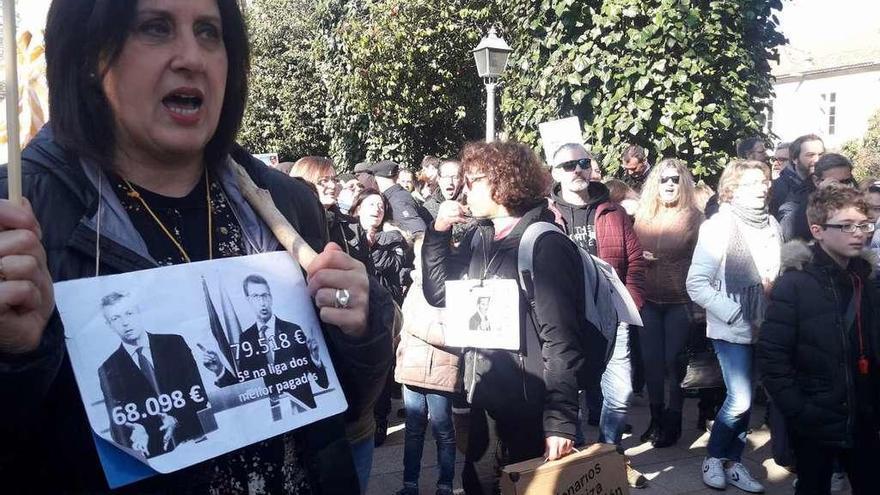 El personal de Xustiza rechaza suspender la huelga para negociar