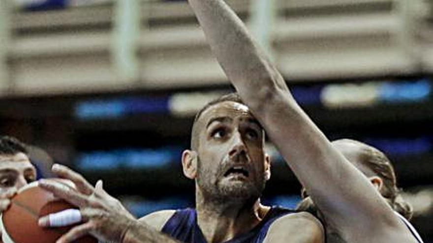 La opinión sobre el Oviedo Baloncesto-Valladolid: Crecer desde la veteranía
