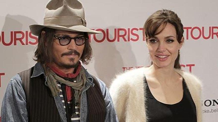 El Regalo De Navidad De Angelina Jolie Y Johnny Depp Información