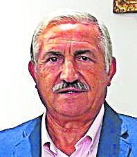 PP   José del Río. REPITE.Director y profesor de autoescuela. Ha sido director de distrito y en el anterior mandato, edil de Sostenibilidad Medioambiental.