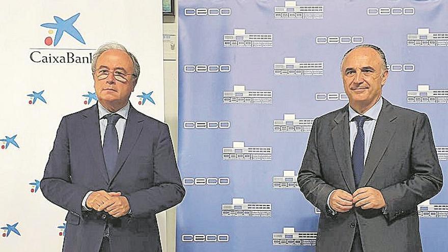 Acuerdo de colaboración entre CECO y CaixaBank