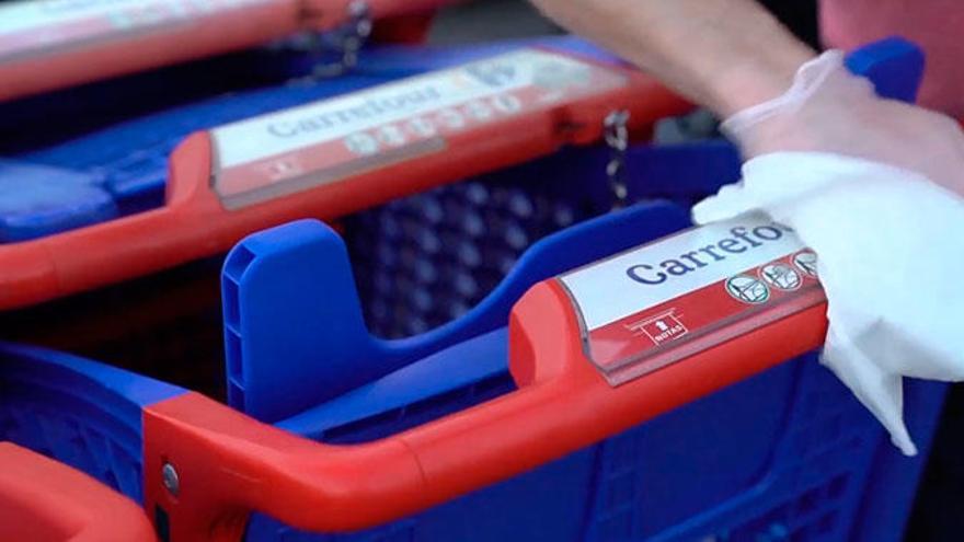 Carrefour primera empresa con certificado AENOR ante el Covid 19