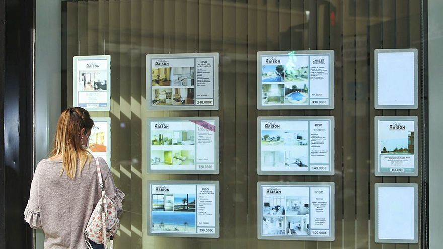 מחיר הדיור במחוז עומד בפני המכה החדה שנגרמה כתוצאה מהמגיפה