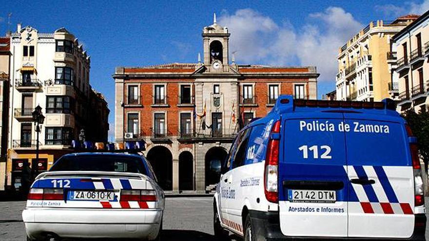 Dos motoristas heridas en un accidente en Zamora