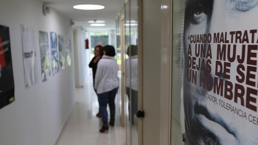 La Oficina de la Dona atiende a 441 mujeres víctimas de violencia machista