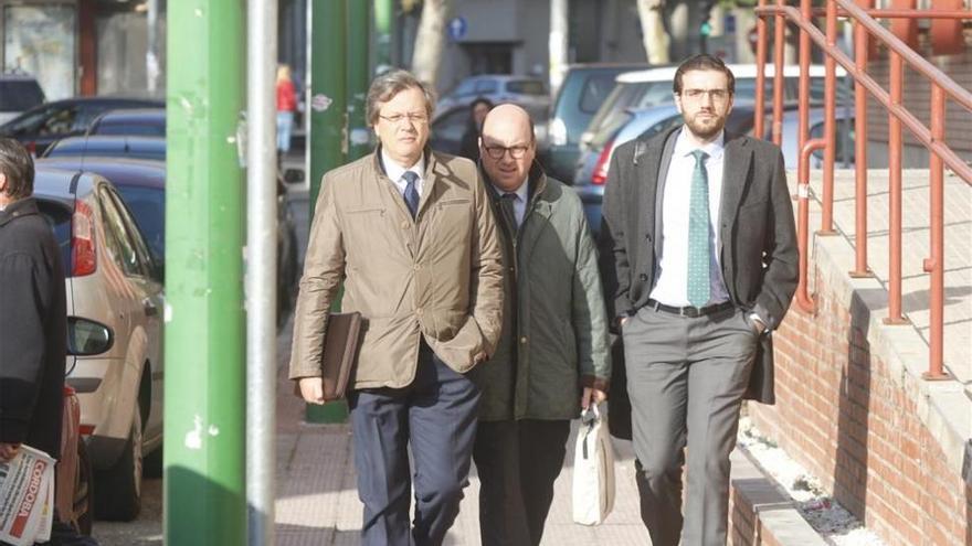 El ex concejal del PP Rafael Navas declara como investigado