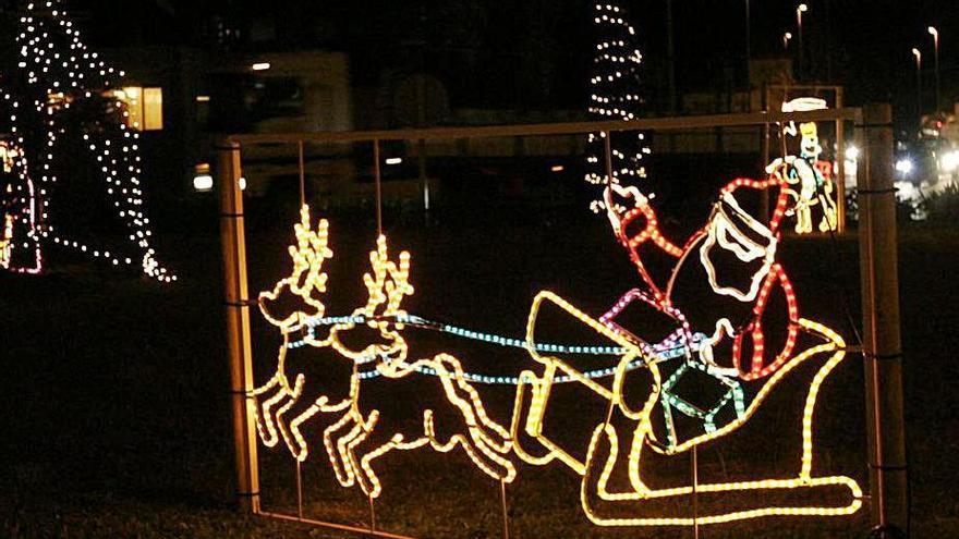 Primer concurso de decoración de fachadas para alegrar la Navidad