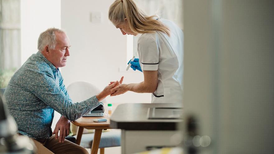 Tomar el control de la enfermedad para prevenir complicaciones