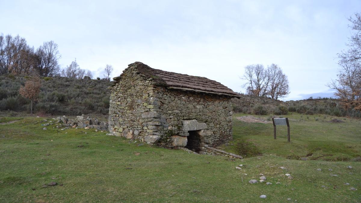 Terrenos comunales en San Miguel de Lomba