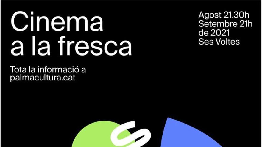Consulta el programa del Cinema a la Fresca 2021