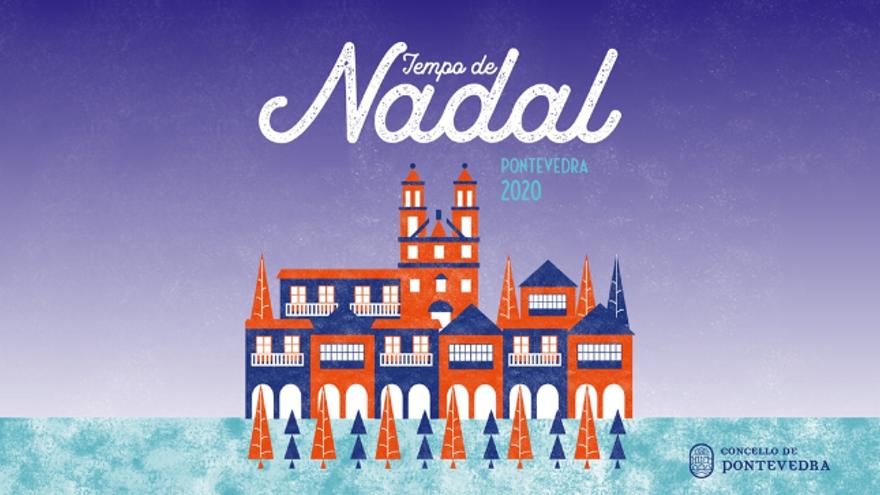 Tempo de Nadal Pontevedra 2020