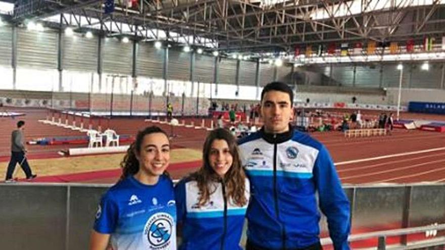 Diego Casas logra un lanzamiento de récord