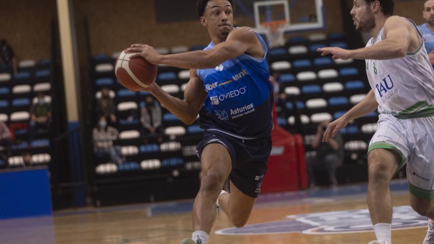 Un análisis del buen momento del Oviedo Baloncesto: Máxima concentración