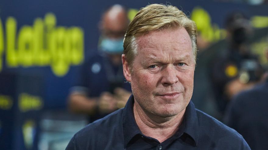 """Koeman: """"El presi me ha defendido, pero cualquier entrenador debe ganar para seguir"""""""
