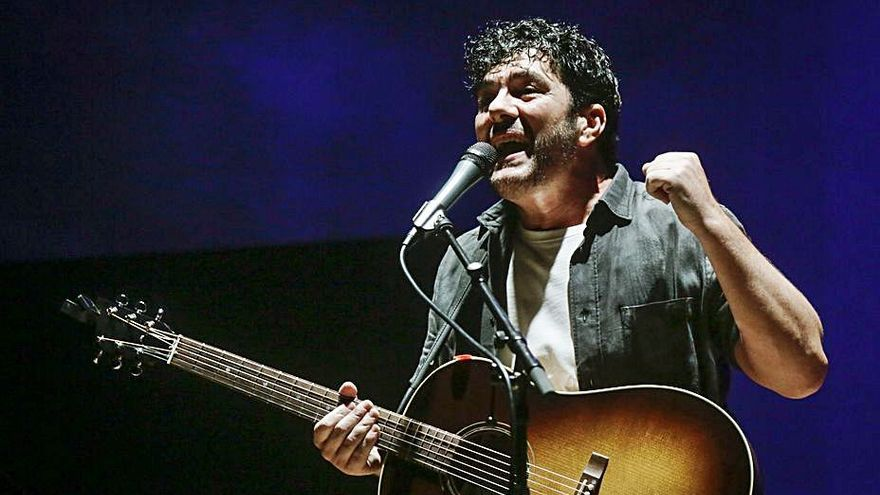 "Juesas & Friends, colofón del festival ""Luanco al mar"""