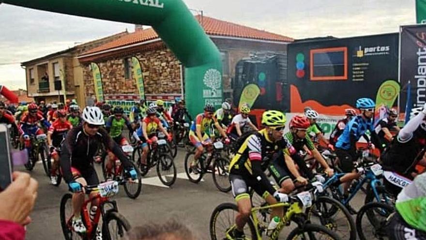 El Ayuntamiento de Carbajales de Alba aplaza la Marcha BTT Arroz a la Zamorana a mayo de 2022