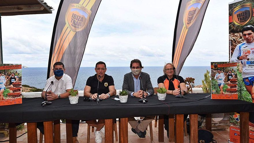 Nuevas distancias y 600 corredores para el regreso del Ibiza Trail Maratón